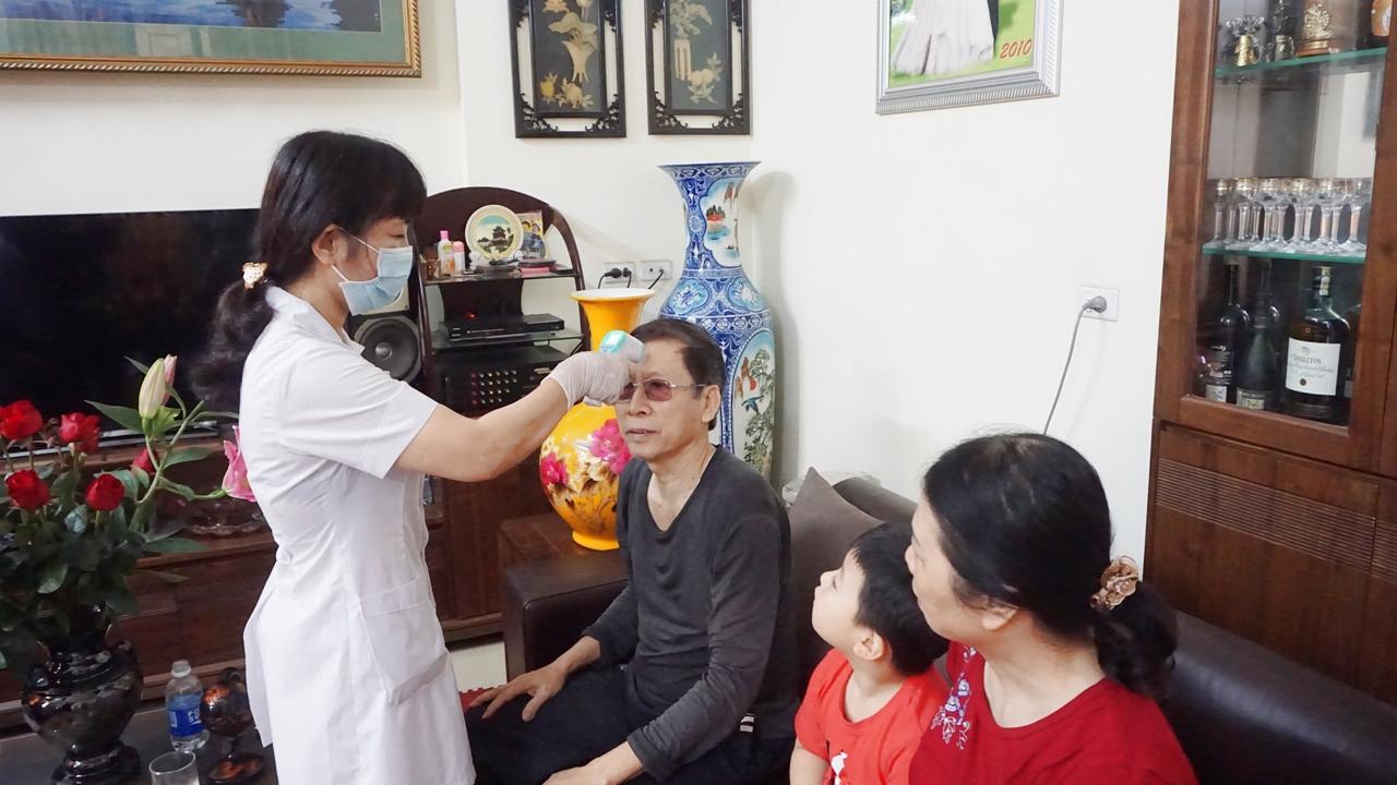 Quảng Ninh Tiên phong khám sức khỏe toàn dân để phòng chống dịch COVID - 19