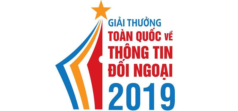 Giải thưởng toàn quốc về thông tin đối ngoại năm 2019