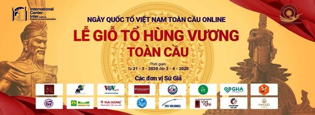 Sẽ tổ chức Ngày Quốc Tổ Việt Nam toàn cầu Online 2020