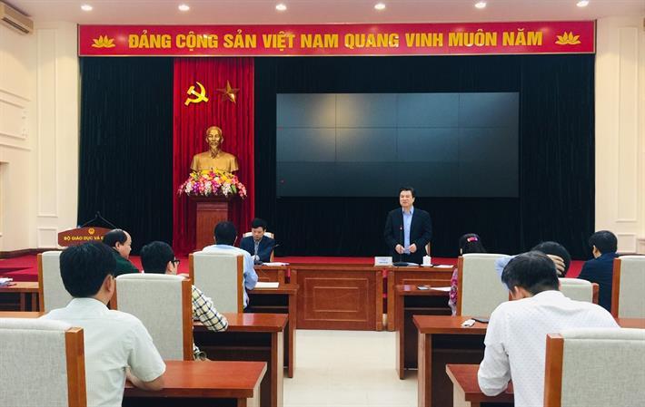 Bộ GD ĐT huy động khẩn ký túc xá làm khu cách ly cho TP Hà Nội