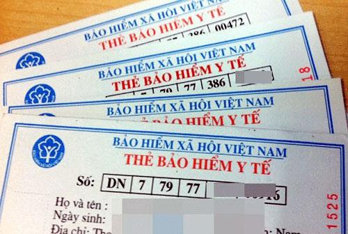Xem xét cấp thẻ BHYT cho con của những người tham gia dân công hỏa tuyến