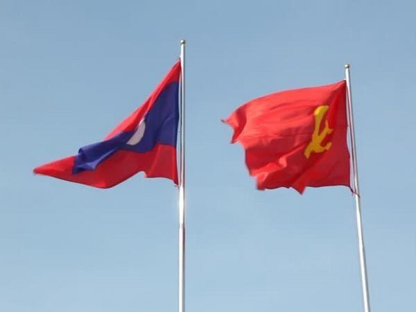 Điện mừng kỷ niệm 65 năm Ngày thành lập Đảng Nhân dân Cách mạng Lào