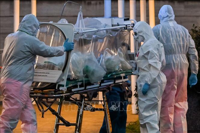 Bác sĩ Italy đã phát hiện các ca bệnh viêm phổi lạ trước khi bùng phát dịch COVID-19 tại Trung Quốc