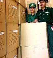 Đà Nẵng Phát hiện 207 000 khẩu trang không nhãn mác