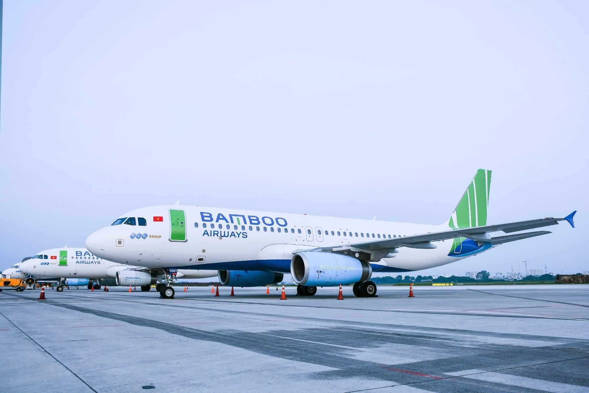 Bamboo Airways bị nhắc nợ 'chiếm dụng' 205 tỉ đồng vốn của ACV