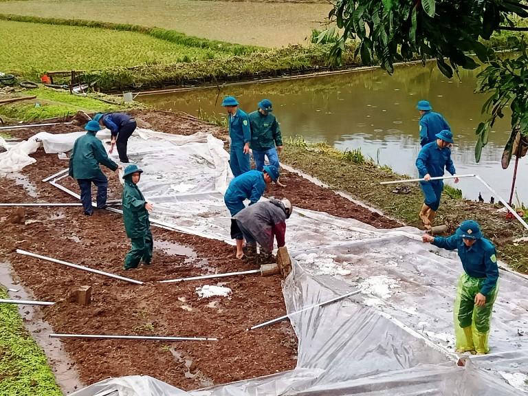 Mưa đá gây nhiều thiệt hại tại Lào Cai, Lai Châu