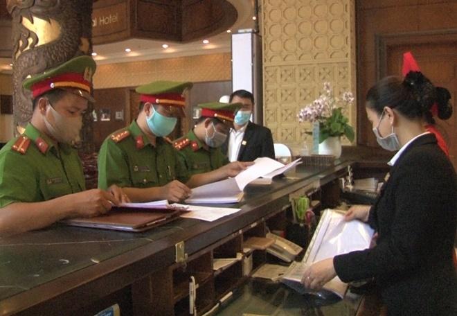 Kết quả rà soát người nhập cảnh vào Việt Nam cư trú tại các địa phương
