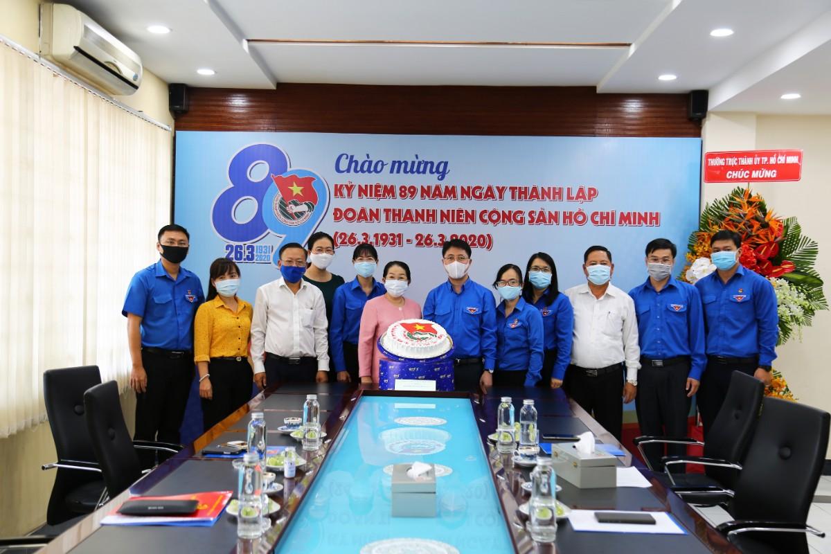 Thành đoàn TP Hồ Chí Minh cần lắng nghe, chia sẻ, hỗ trợ kịp thời đoàn viên thanh niên