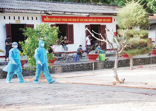 Bình Thuận kiểm soát chặt chẽ khách du lịch để phòng, chống dịch