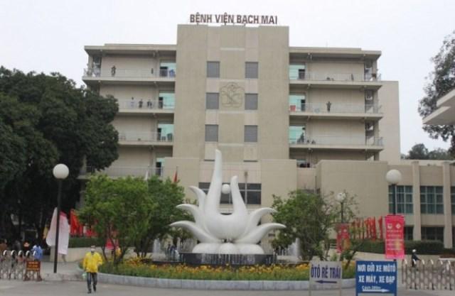 Quảng Ninh đề nghị người dân đến Bệnh viện Bạch Mai cung cấp thông tin