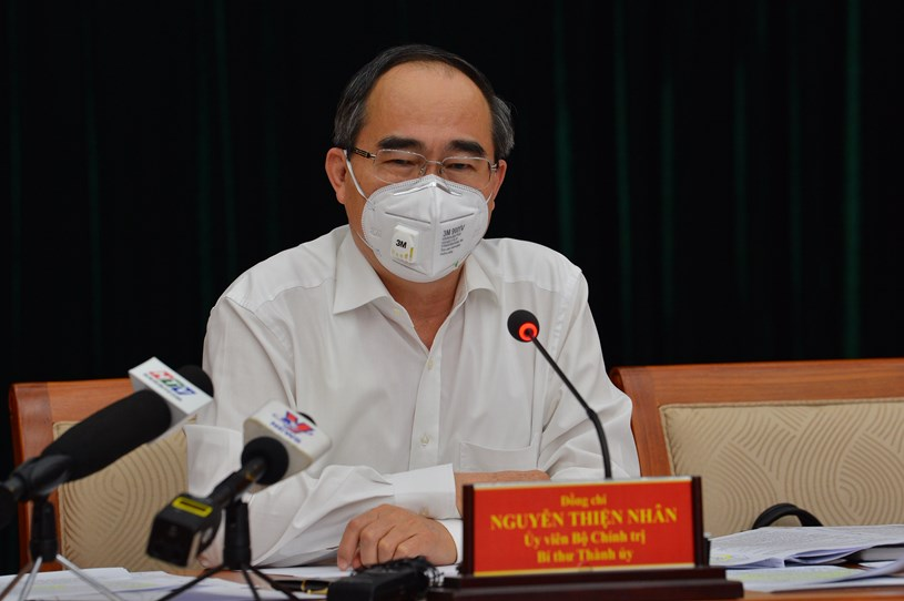 TP Hồ Chí Minh nỗ lực khống chế số ca mắc COVID-19