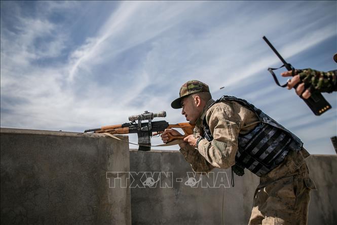 Chiến sự leo thang tại Libya bất chấp mối đe dọa dịch COVID-19