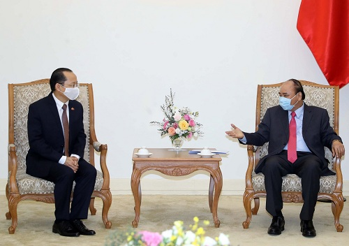 Việt Nam - Campuchia tăng cường hợp tác ứng phó với dịch COVID-19