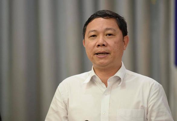 Đồng chí Dương Anh Đức giữ chức Phó Chủ tịch UBND TP Hồ Chí Minh