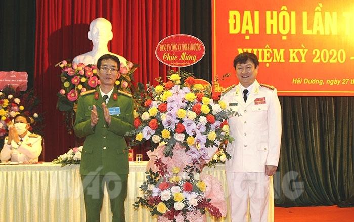 Hải Dương 27 28 đảng bộ cấp cơ sở tổ chức thành công đại hội điểm