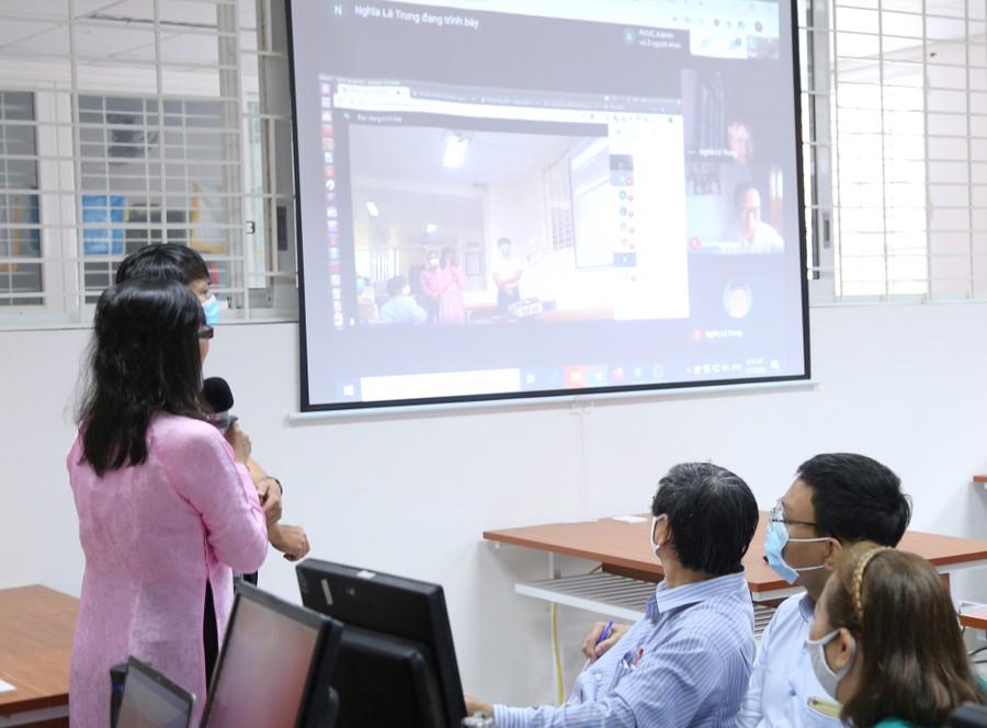 Khai thác tài nguyên giáo dục mở thông qua hình thức online