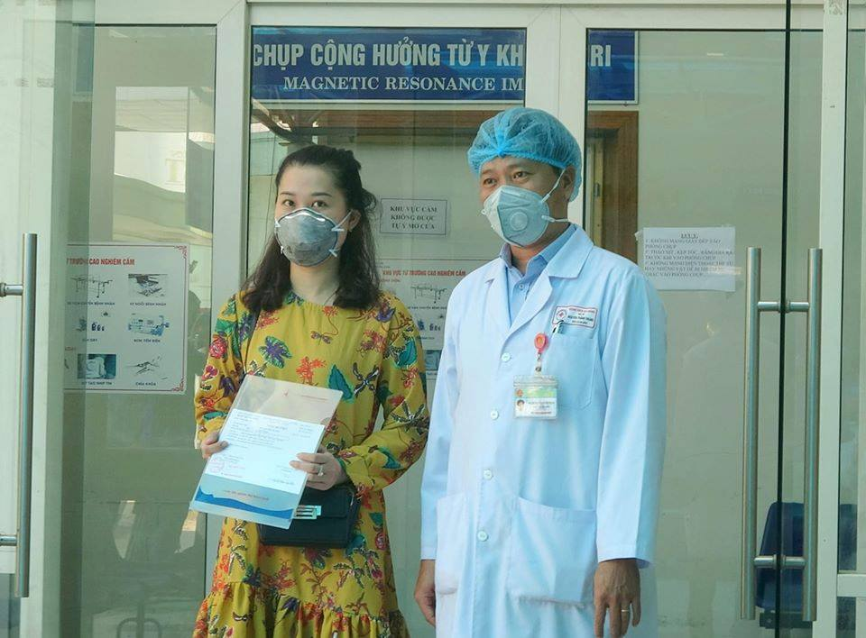 Thêm 3 bệnh nhân được điều trị khỏi COVID-19