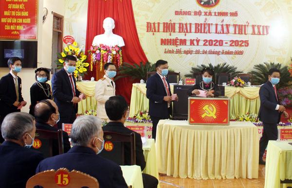Hà Giang Trực tuyến đại hội điểm tới 205 điểm cầu trong toàn tỉnh