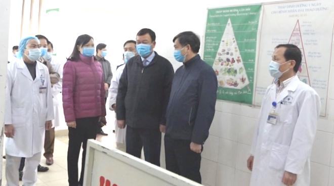 Nam Định Rà soát, xác minh những người đến khám bệnh tại Bệnh viện Bạch Mai