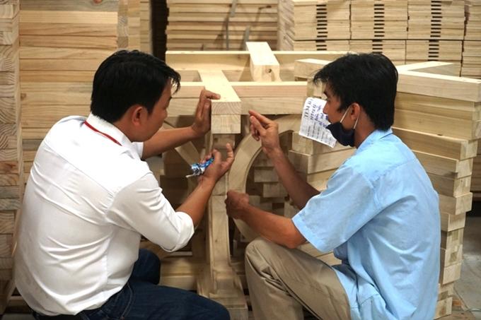 Gỡ khó cho doanh nghiệp chế biến gỗ, lâm sản trong điều kiện dịch bệnh COVID-19