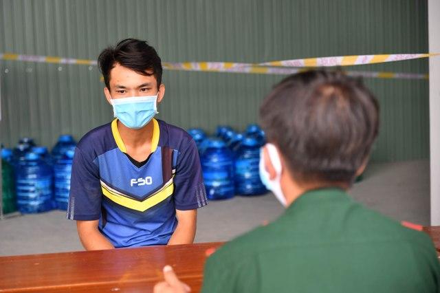 TP Hà Tiên Kiên Giang  Xử nghiêm đối tượng bỏ trốn khỏi khu cách ly tập trung