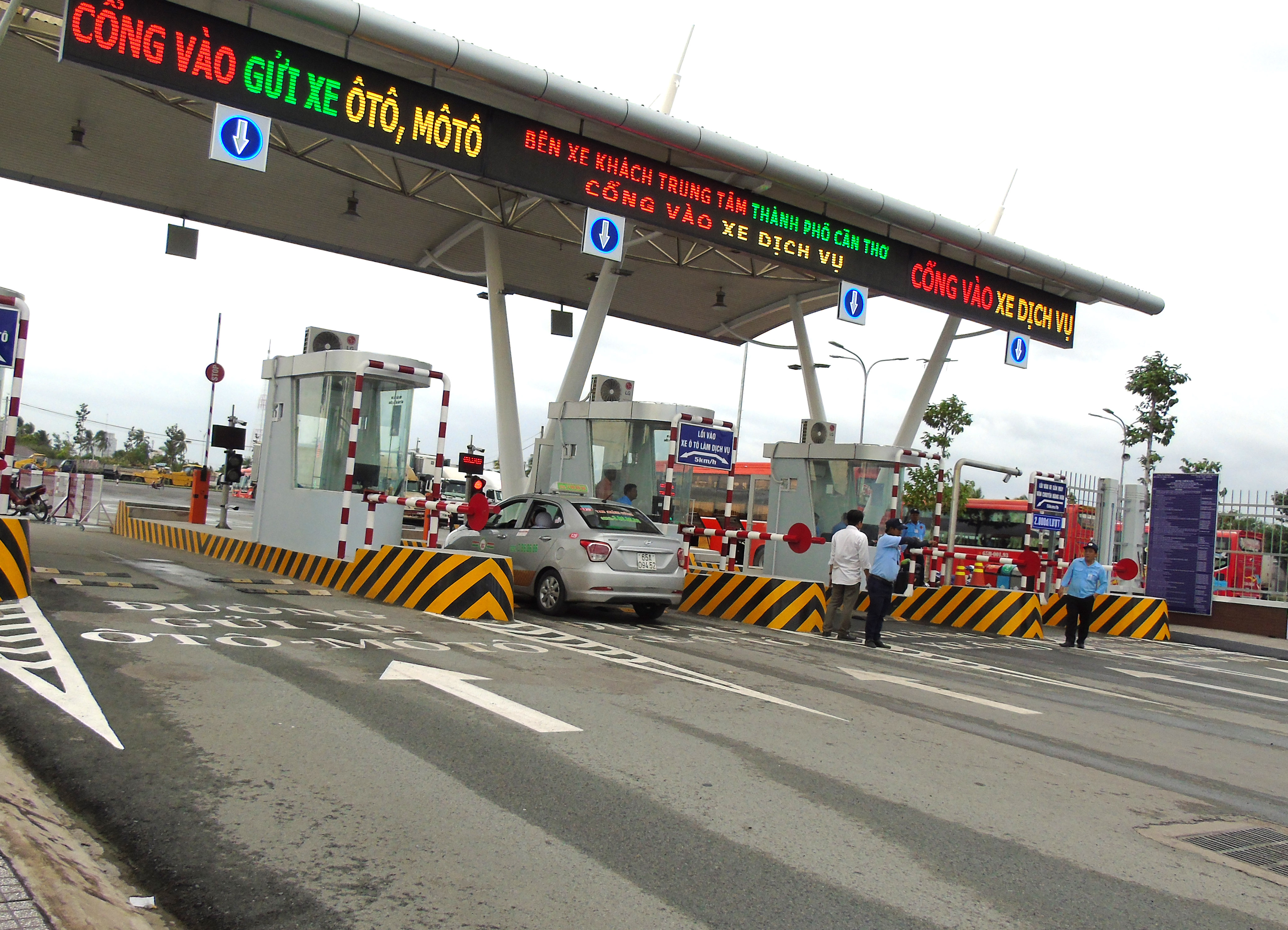 Cần Thơ giảm 50 số chuyến vận tải hành khách công cộng
