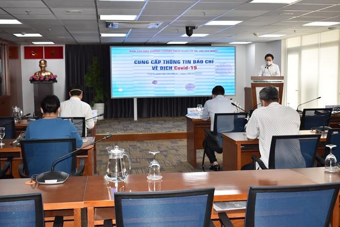 TP Hồ Chí Minh Xử lý nghiêm trường hợp đưa tin thất thiệt về dịch COVID-19
