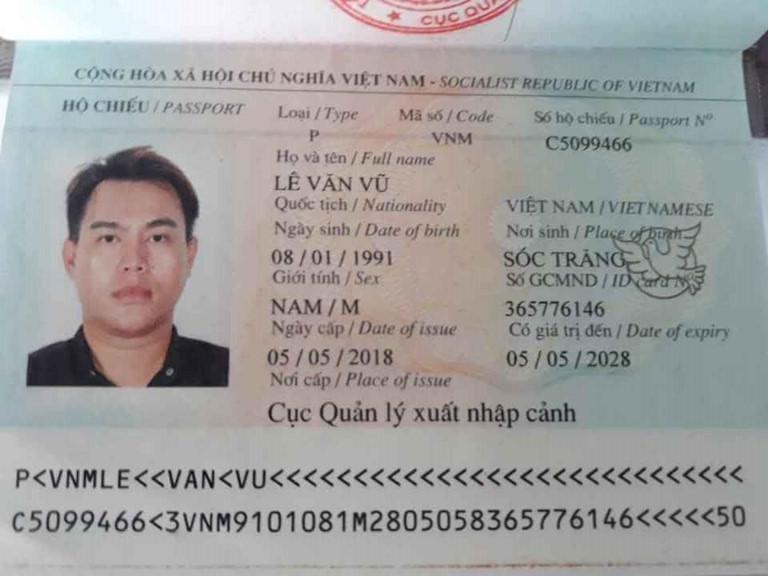 Sở Y tế tỉnh Tây Ninh thông báo khẩn tìm một người trốn khỏi khu cách ly