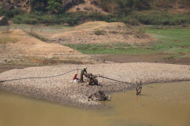Đắk Lắk Hạn hán gây nhiều khó khăn cho sản xuất nông nghiệp