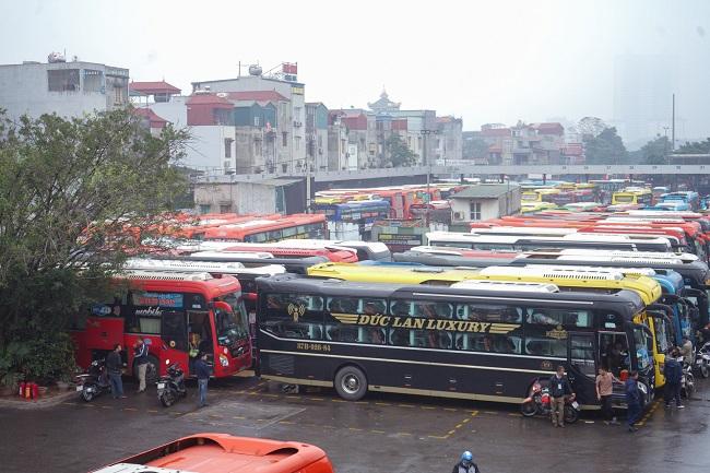3 mốc giờ xuất bến Hà Nội đi các tỉnh, thành
