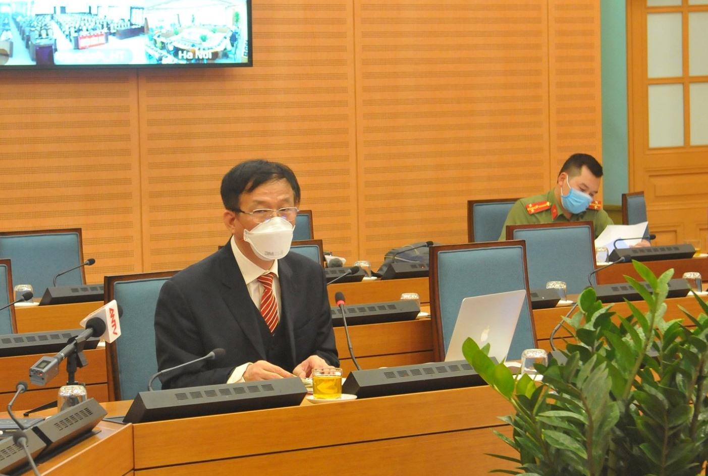 Bệnh viện Bạch Mai xin lỗi TP Hà Nội và mong muốn được hỗ trợ dập dịch COVID-19
