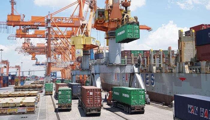 Infographic Quý I 2020 Xuất khẩu tăng - nhập khẩu giảm