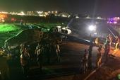Máy bay nổ tung khi cất cánh tại Philippines, 8 người thiệt mạng