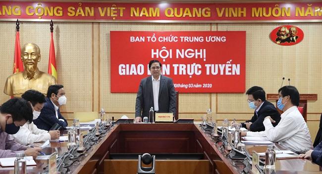 95,7 tổ chức đảng trực thuộc đảng ủy cơ sở hoàn thành việc tổ chức đại hội