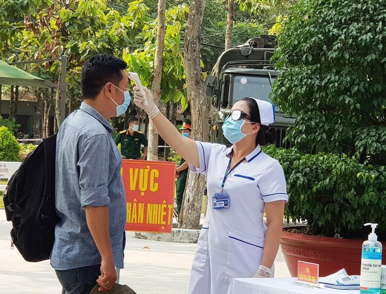 Bác bỏ thông tin TP Hồ Chí Minh có 1 000 người tử vọng do dịch bệnh COVID-19