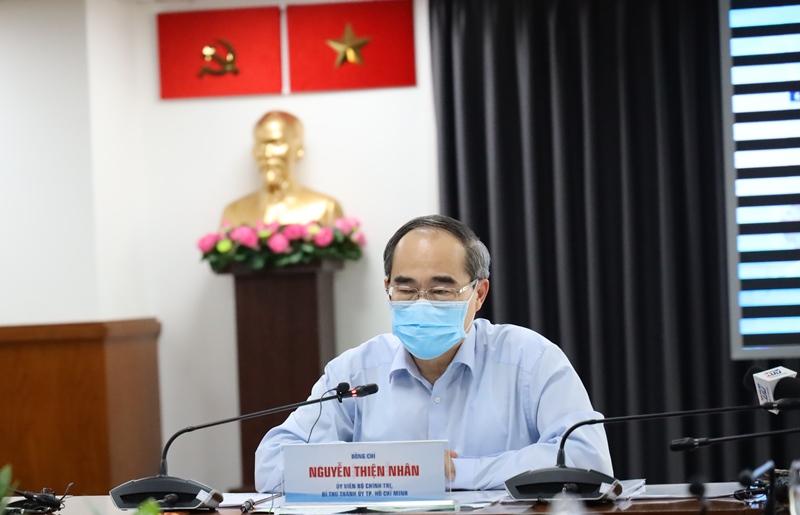 Đồng chí Nguyễn Thiện Nhân Không để bệnh viện thành nơi lây lan dịch COVID-19