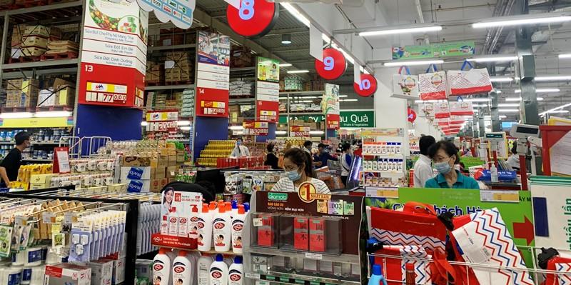 TPHCM Các chợ, siêu thị vẫn duy trì hoạt động bình thường