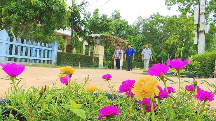 Xây dựng nông thôn mới kiểu mẫu ở Quảng Trị và vấn đề đặt ra