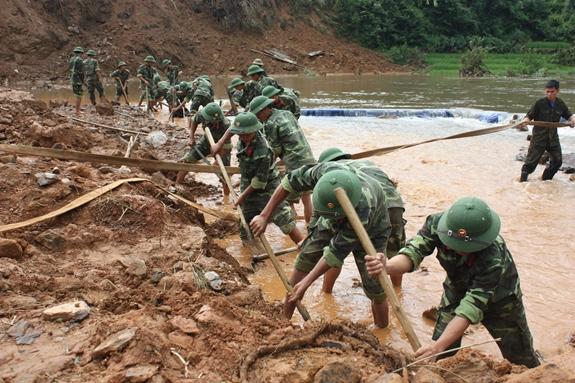 Tăng cường sự lãnh đạo của Đảng trong phòng ngừa, ứng phó, khắc phục hậu quả thiên tai