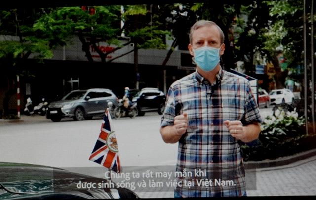 Thông điệp của Đại sứ quán Anh tại Việt Nam trong thời dịch bệnh COVID-19