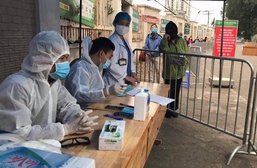 Thêm 6 ca mới, Việt Nam ghi nhận 218 người mắc COVID-19 