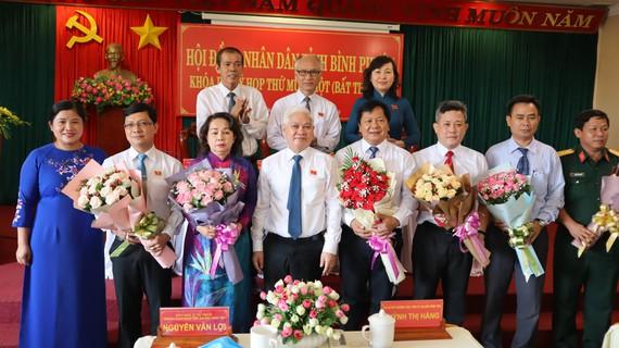 Phê chuẩn đồng chí Trần Văn Mi giữ chức Phó Chủ tịch UBND tỉnh Bình Phước