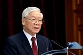 Tổng Bí thư, Chủ tịch nước Nguyễn Phú Trọng kêu gọi đoàn kết để chiến thắng đại dịch