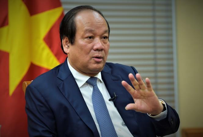 Bộ trưởng Mai Tiến Dũng  Cách ly xã hội chưa phải là phong tỏa đất nước