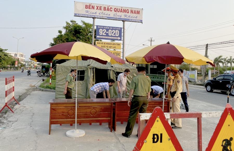 Quảng Nam thực hiện cách ly toàn xã hội trong vòng 15 ngày