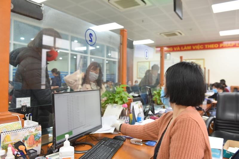 BHXH Việt Nam đẩy mạnh giải quyết thủ tục hành chính qua giao dịch điện tử