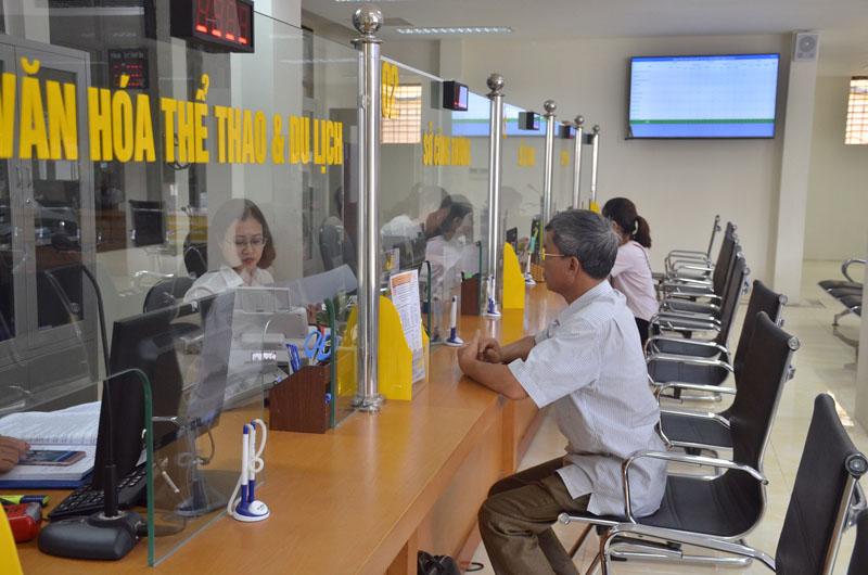Tập trung ứng dụng công nghệ thông tin giải quyết công việc hành chính