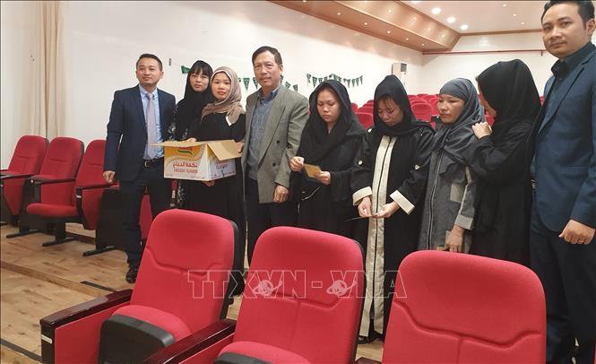 Đại sứ quán Việt Nam tại Saudi Arabia khuyến nghị về phòng, chống dịch