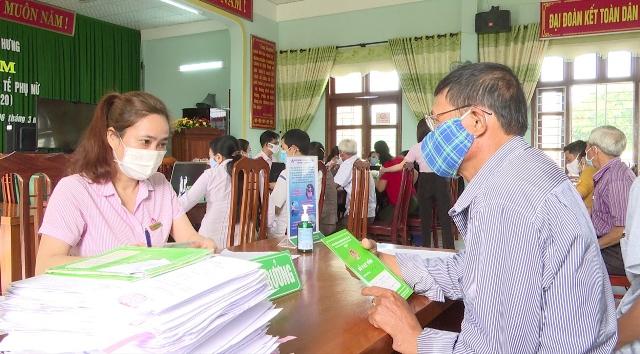 NHCSXH đồng hành cùng người yếu thế và lao động gặp khó khăn do dịch COVID-19