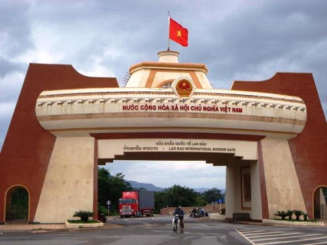 Lào đóng tất cả các Cửa khẩu tuyến biên giới Lào - Việt Nam